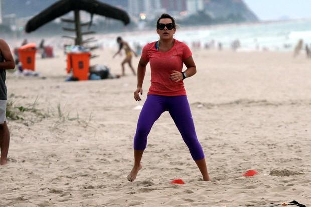Fernanda Souza (Foto: Marcos Ferreira / FotoRioNews)