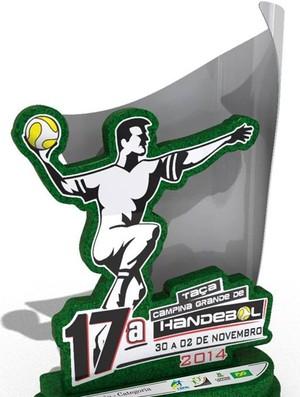 Taça Campina Grande de Handebol (Foto: Divulgação)