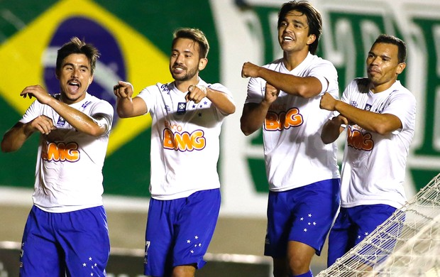 Marcelo Moreno, Goiás X Cruzeiro (Foto: Getty Images)