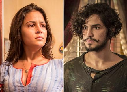 Miguel insiste em se aproximar de Olívia, e ela faz revelação