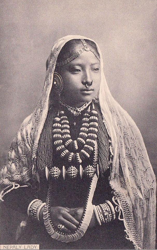 Jovem nepalesa (Foto: Flickr)
