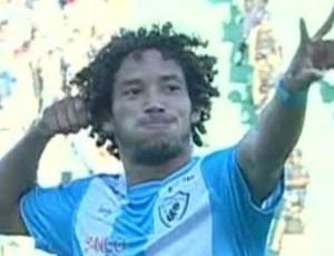 Arthur, ex-Londrina (Foto: Reprodução / RPC TV)