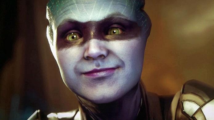 Mass Effect Andromeda segue a tradição de aprimorar o gameplay a cada novo capítulo (Foto: Divulgação/EA)