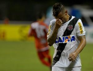 Vasco x Rio Branco - Bernardo sai chorando