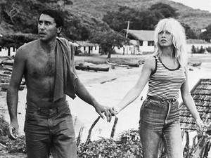 Brigitte Bardot vistou Búzios e deixo o balneário famoso (Foto: Divulgação / Prefeitura)