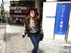 No Japão, Anitta se surpreende com quantidade de fãs japoneses no show