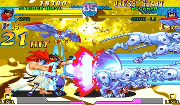 Marvel vs. Capcom: Clash of Super Heroes (Foto: Divulgação)