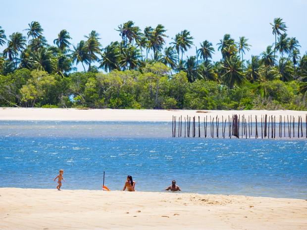 Barra do Camaragibe (Foto: Jonathan Lins/G1)