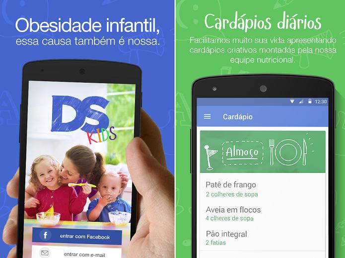 DS KIDS é aliado contra a obesidade infantil (Foto: Divulgação/Dieta e Saúde)