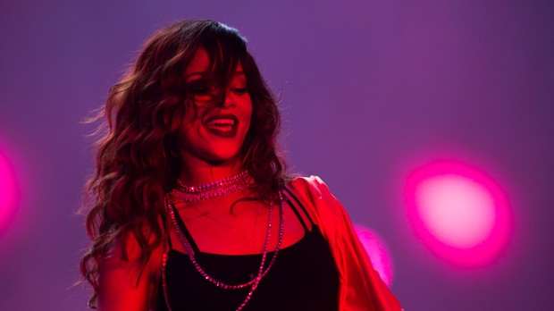 26/09 - MUNDO - Rihanna (Foto: Andr Bittencourt)