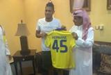 Fla e Al Nassr divergem sobre Hernane, e caso vai parar na Fifa