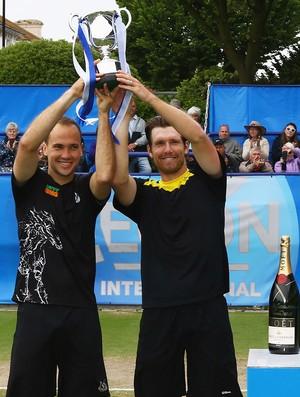 Bruno Soares Alexander Peya  ATP DE Eastbourne tenis (Foto: Getty Images)