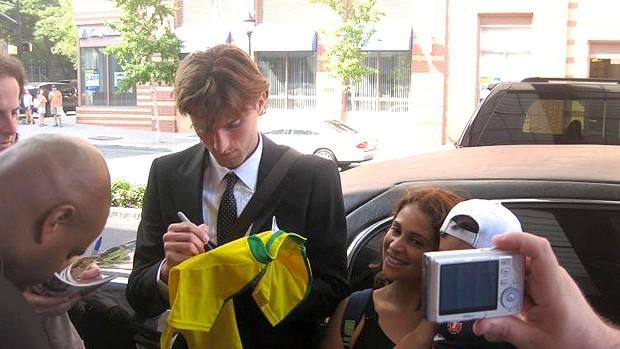 Henrique Seleção (Foto: Leandro Canônico / Globoesporte.com)