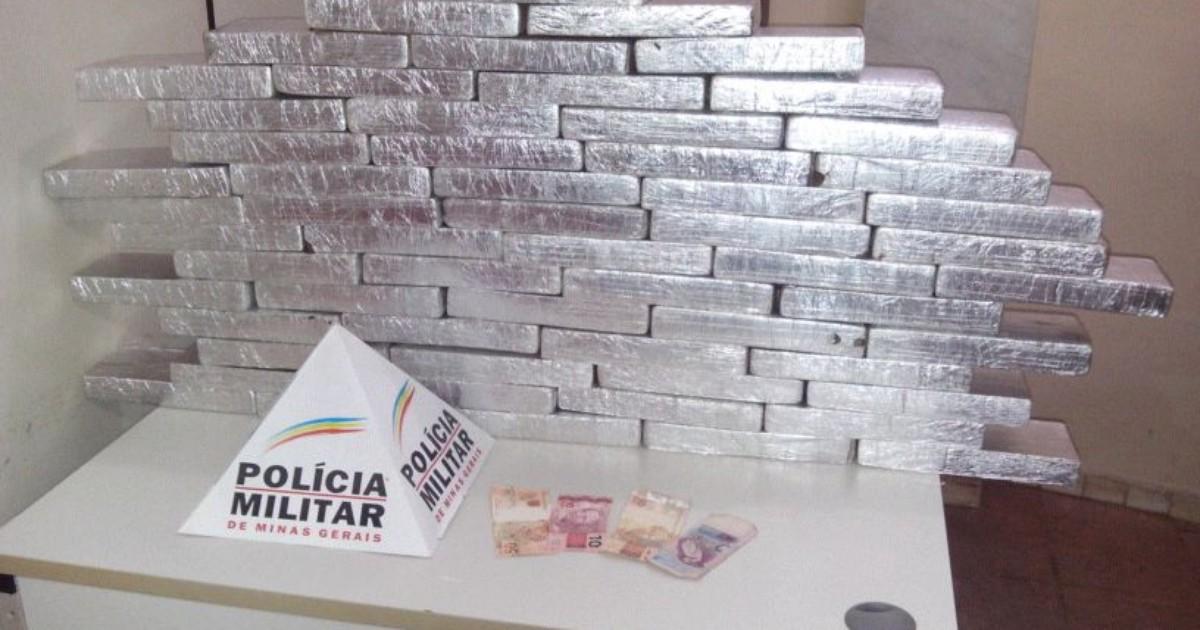 Em 2014, polícia apreendeu mais de uma tonelada de drogas em ... - Globo.com