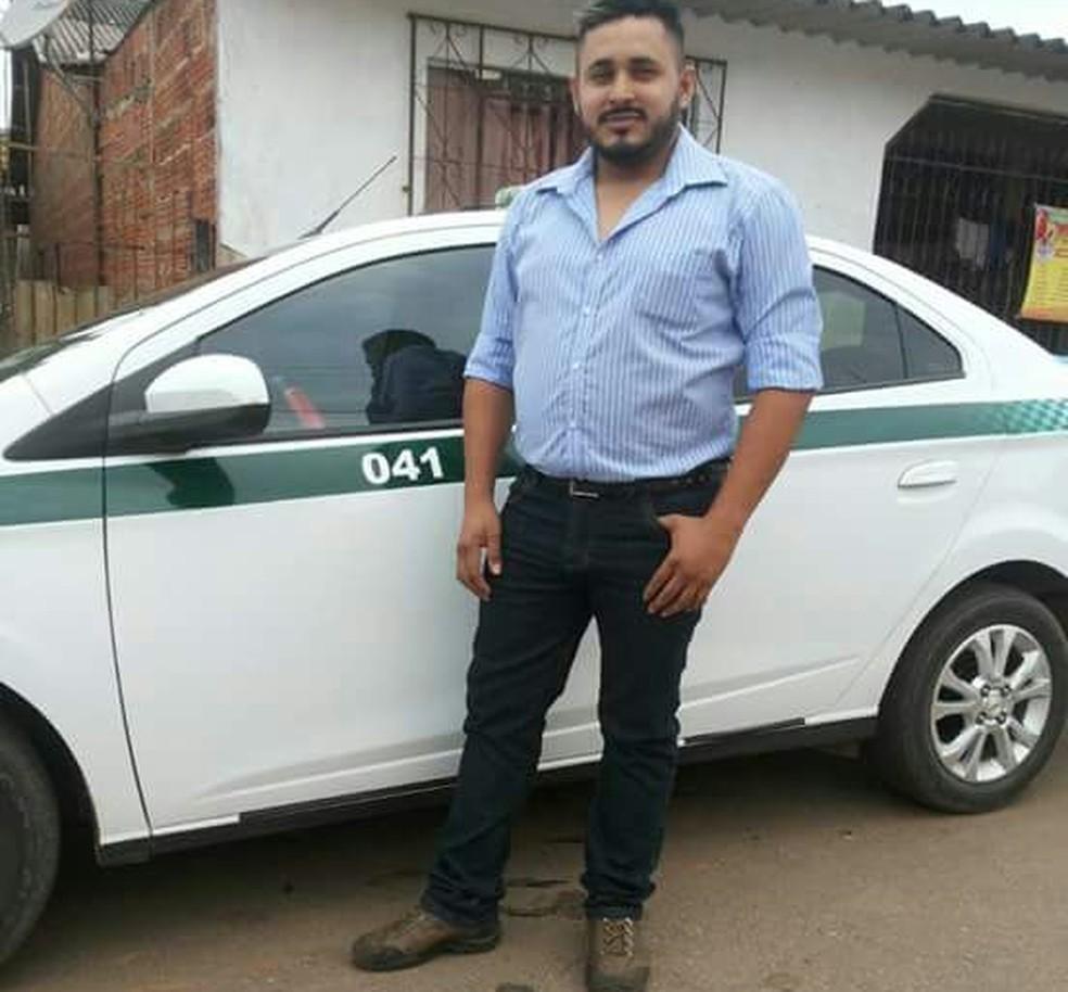 Anderson Martins do Nascimento, de 29 anos, foi encontrado morto (Foto: Divulgação/Internet)