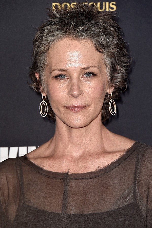 Melissa McBride - 23 de maio (Foto: Getty Images)