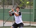 Vice-campeão em Roland Garros, Orlandinho comemora desempenho