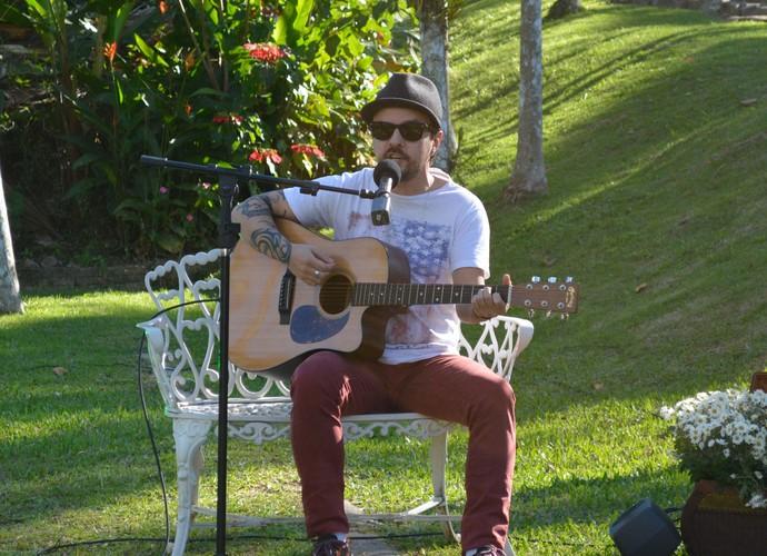 Rubens Daniel (Foto: Sandro Machado/RBS TV)