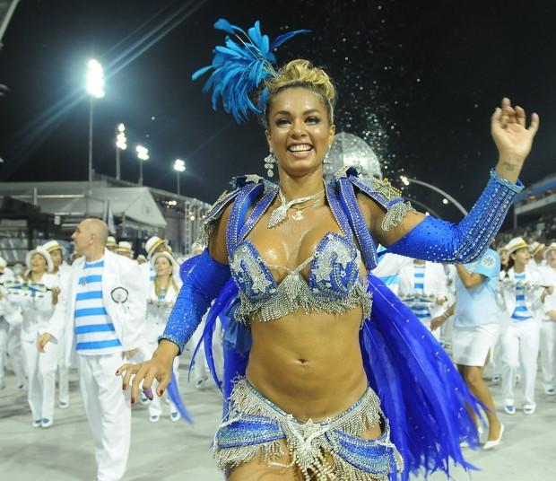 Milena Nogueira (Foto: Francisco Cepeda / Leo Franco - AgNews)