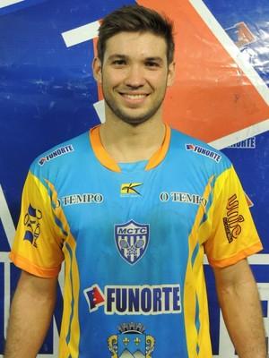 Ygor Ceará (Foto: Fredson Souza)