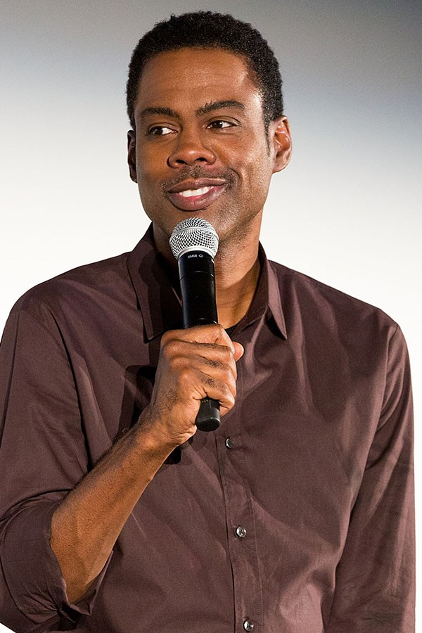 Chris Rock - 7 de fevereiro (Foto: Getty Images)