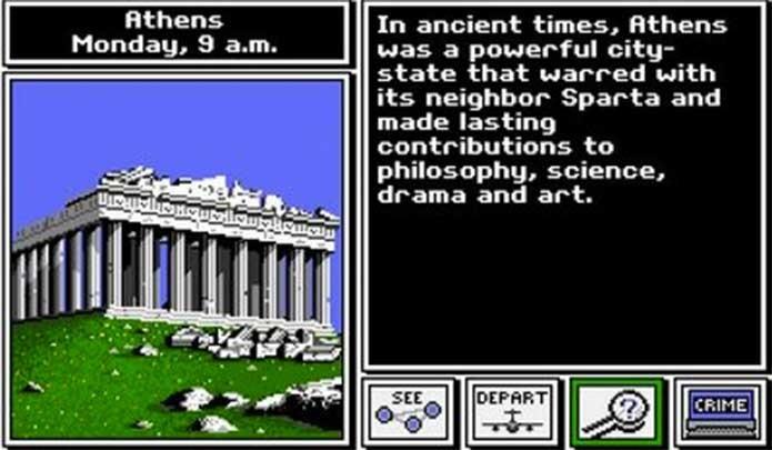 Carmen Sandiego foi premiado por seu teor educativo (Foto: Reprodução/YouTube)