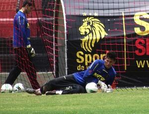 saulo sport (Foto: Divulgação / Sport)