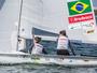 Fernanda Oliveira e Ana Barbachan fecham Mundial perto do pódio