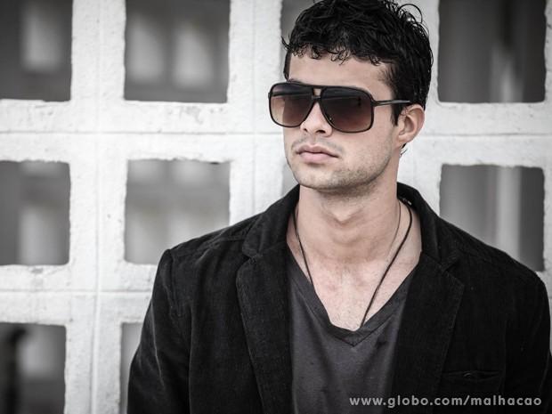 Victor está com 21 anos (Foto: Malhação/ TV Globo)