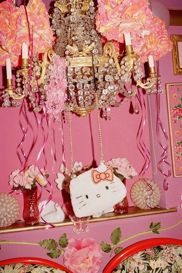 Coleção da Hello Kitty (Foto: Reprodução)