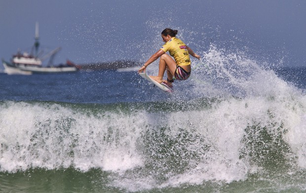 surfe Tyler Wright na final do Rio Pro (Foto: Daniel Smorigo/ASP)