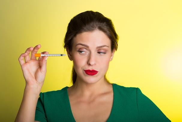 Botox: sim ou não? (Foto: ThinkStock)