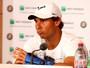 Com problema no punho, Nadal anuncia desistência de Roland Garros