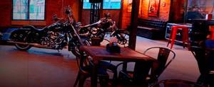 Tour Virtual permite usuário conhecer o Rota 94, bar da novela Sol Nascente (Divulgação)