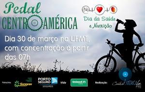3º Pedal Centro América (Foto: Reprodução)