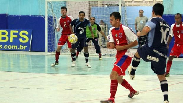 Rondônia perde na segunda rodada da Taça Brasil de Futsal  (Foto: Zerosa Filho/CBFS)