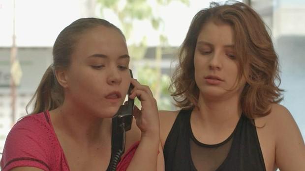 Malhação: Juliana e Martinha armam vingança (Globo)