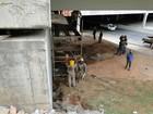 Bombeiros dizem que viaduto em BH não apresenta risco de queda