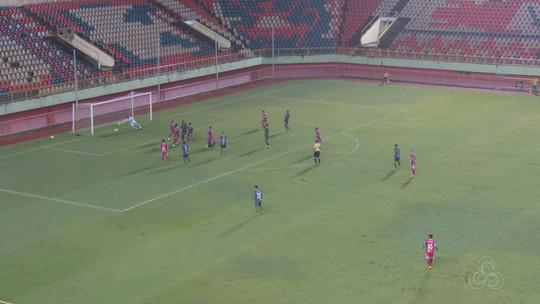 Com três gols no 2º tempo, Plácido vira sobre Galvez na Arena da Floresta