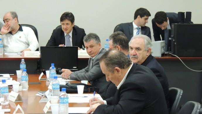 Reunião Copa Sul-Minas  (Foto: João Lucas Cardoso)
