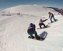 Brasileiro de snowboard no Chile tem pontos em jogo para corrida olímpica