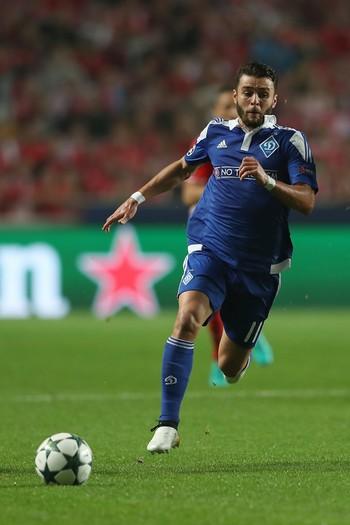 Júnior Moraes Dínamo de Kiev (Foto: Getty Images)