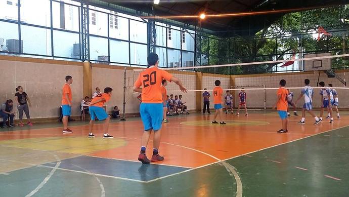 Jogos Estudantis AM  (Foto: Divulgação/Ascom-Seduc)