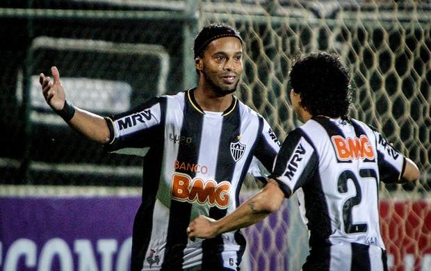 ROnaldinho gaúcho atlético-mg gol GrÊMIO (Foto: Bruno Cantini / Flickr do Atlético-MG)