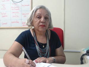 Sônia Moraes (Foto: Carolina Sanches/ G1)