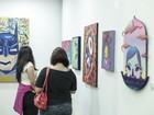 Shopping do DF recebe exposição com pinturas de grafiteiros