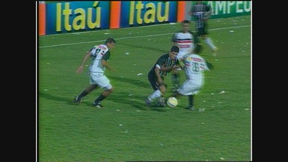 Santa Cruz 1 x 0 Corinthians (2006)