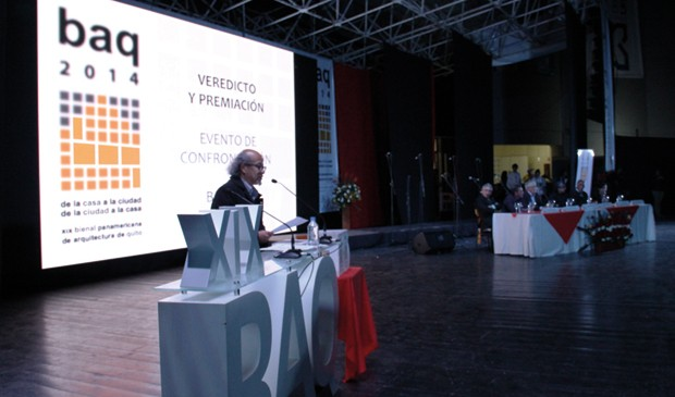 XIX Bienal Panamericana de Arquitetura de Quito (Foto: Divulgação)