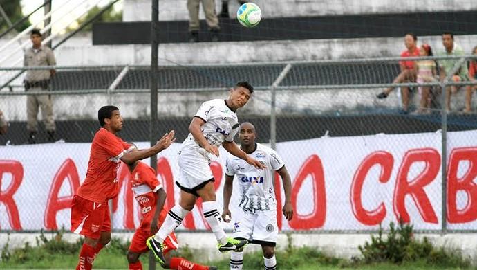Jorginho, volante do ASA (Foto: Ailton Cruz/Gazeta de Alagoas)
