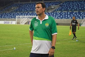 Eduardo Henrique, treinador Cuiabá Sub-21 (Foto: Pedro Lima/Cuiabá EC)